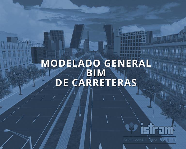 Modelado BIM Carreteras general